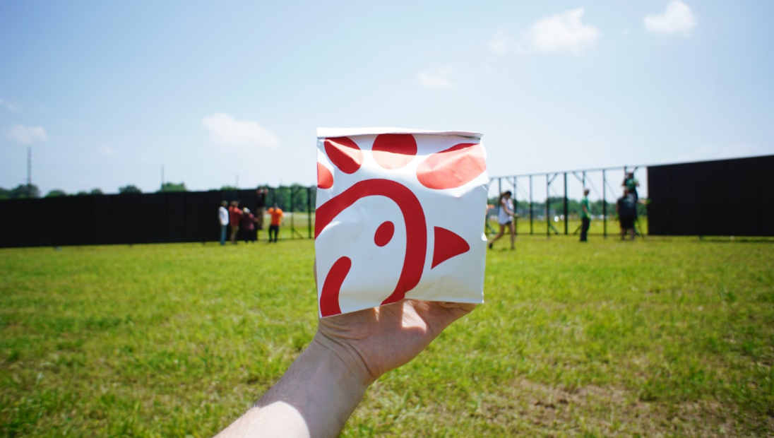An interview with a Chick-fil-A cybersecurity intern, from California.