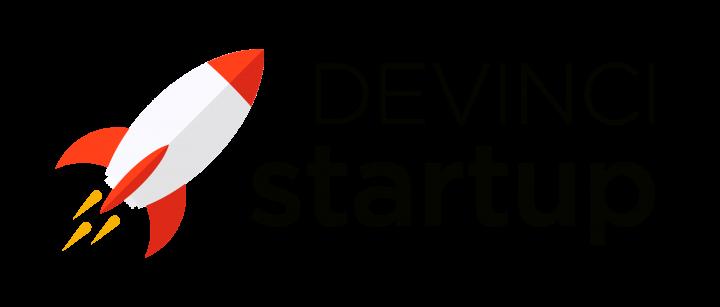 Logo devinci startup