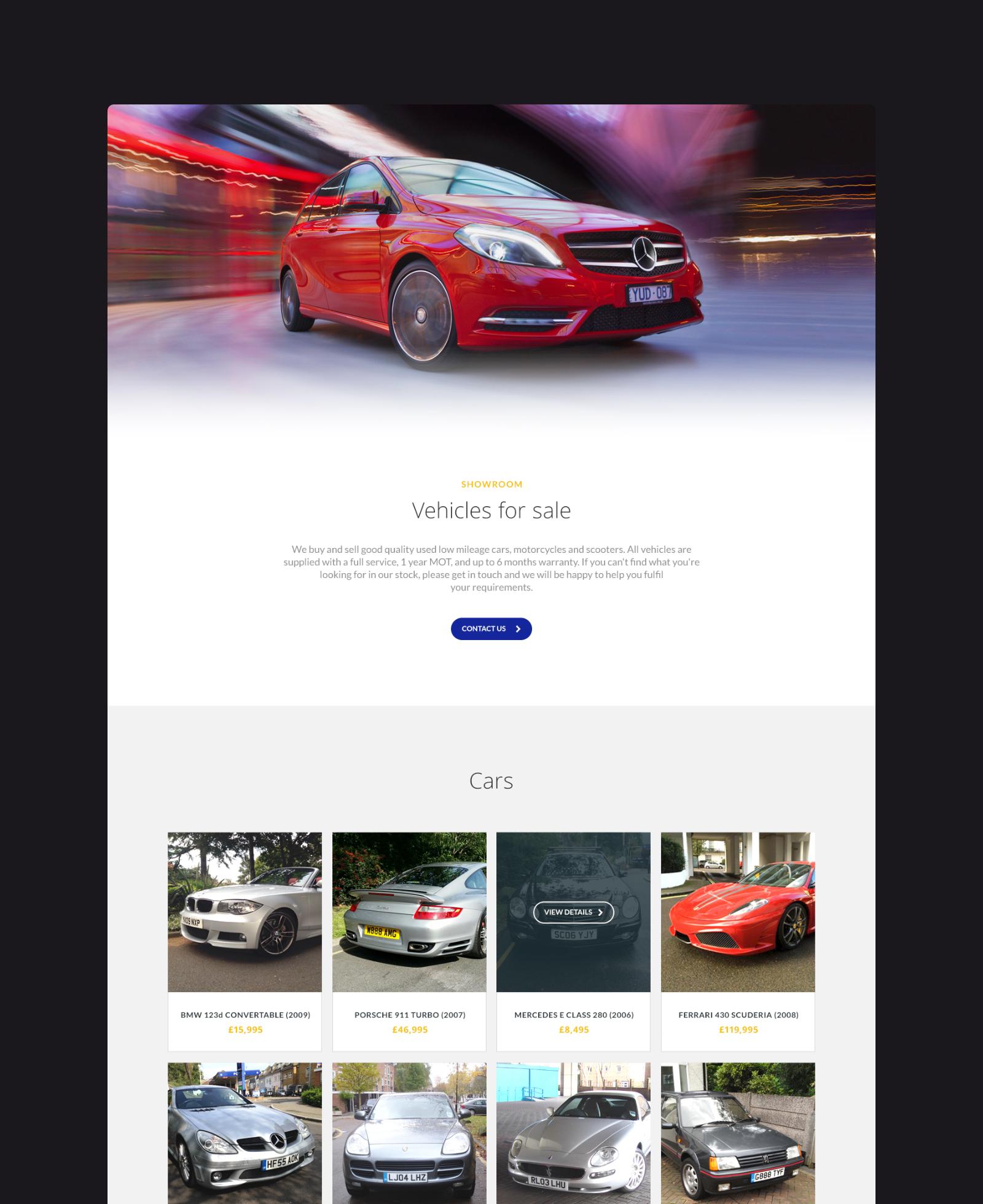 Car Care of Kensington Auto Sales