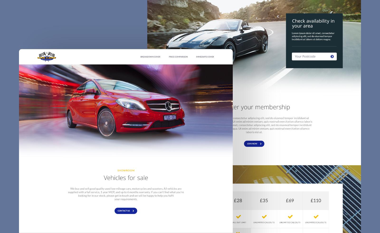 Car Care of Kensington Homepage