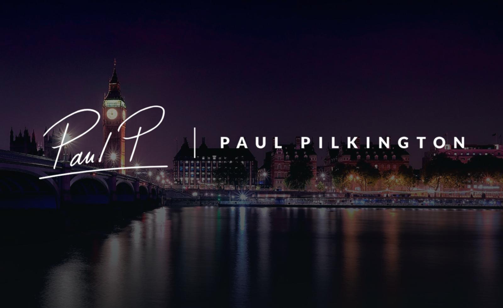 Paul Pilkington Logomark