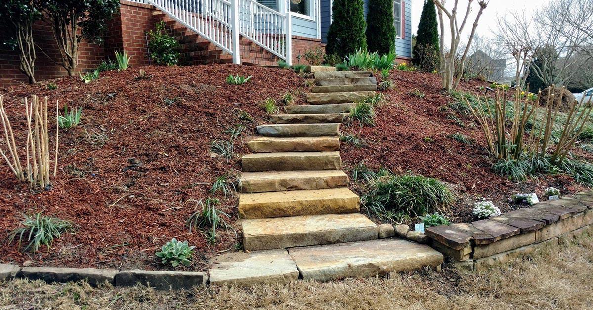 Steps & Walkways