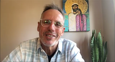 Link to video: Dan Huie explains embracing our belovedness and our brokenness.