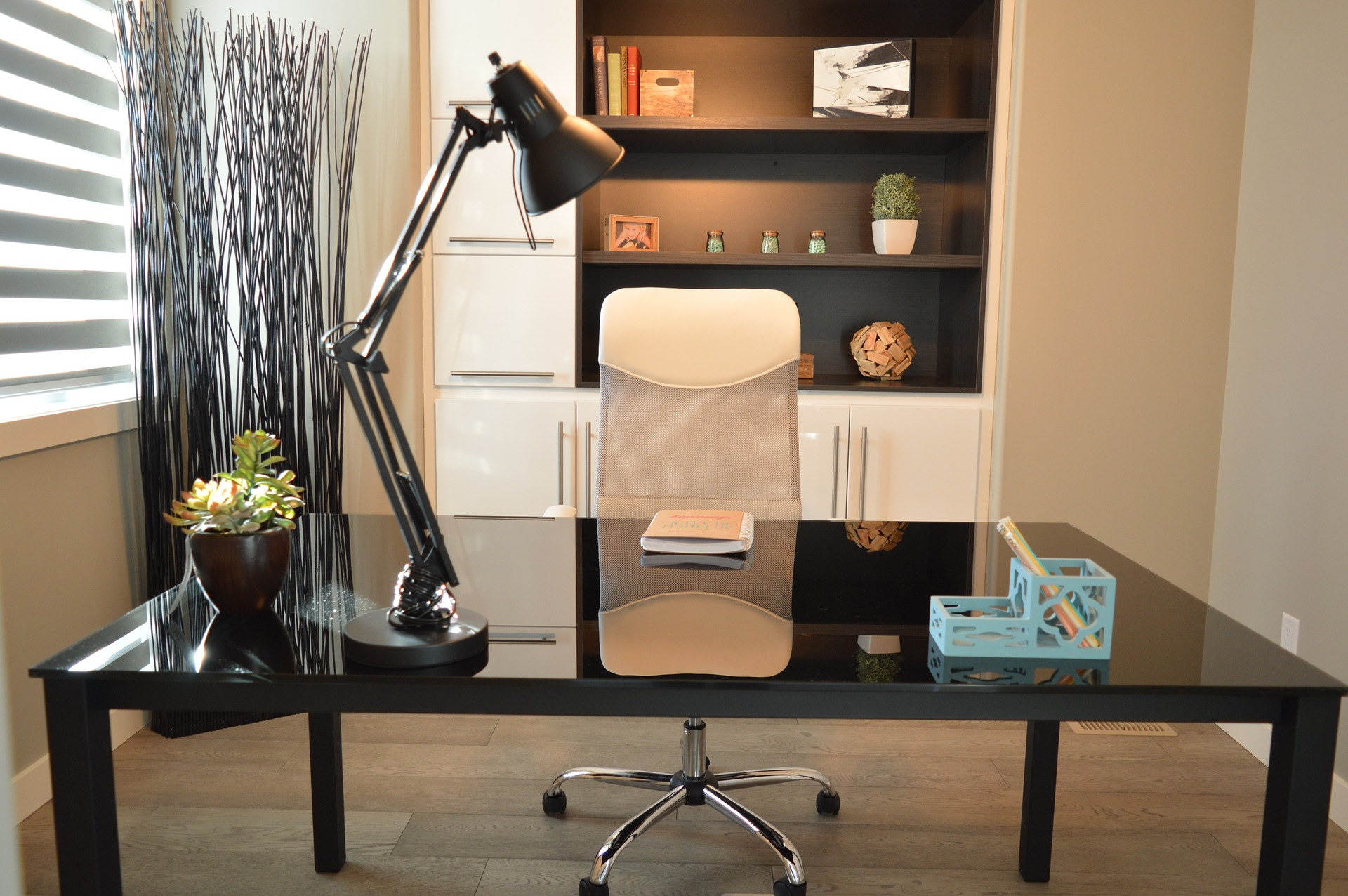 Five Questions to Ask Yourself Before Setting Up a Home Office