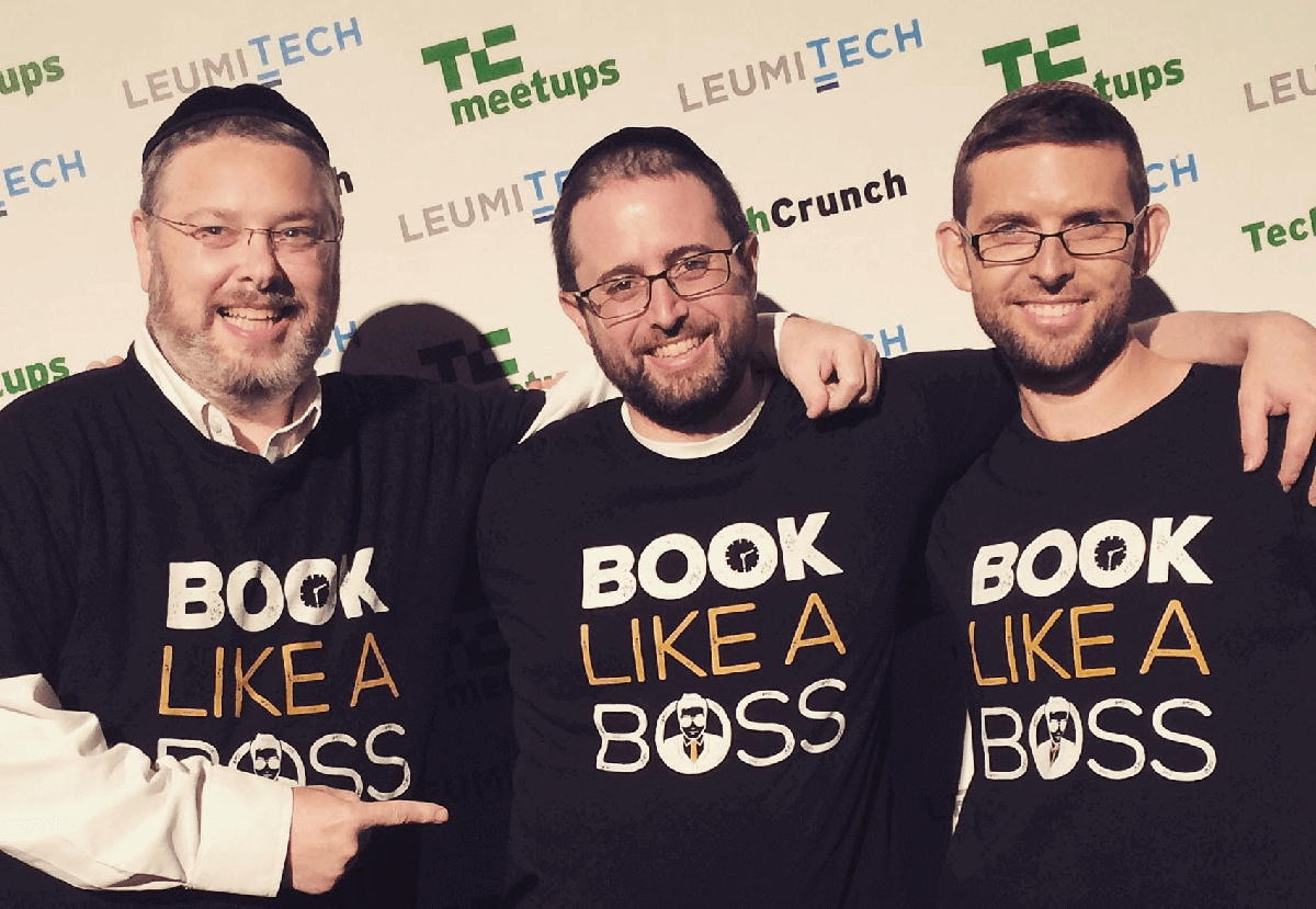 Founder of Book Like a Boss