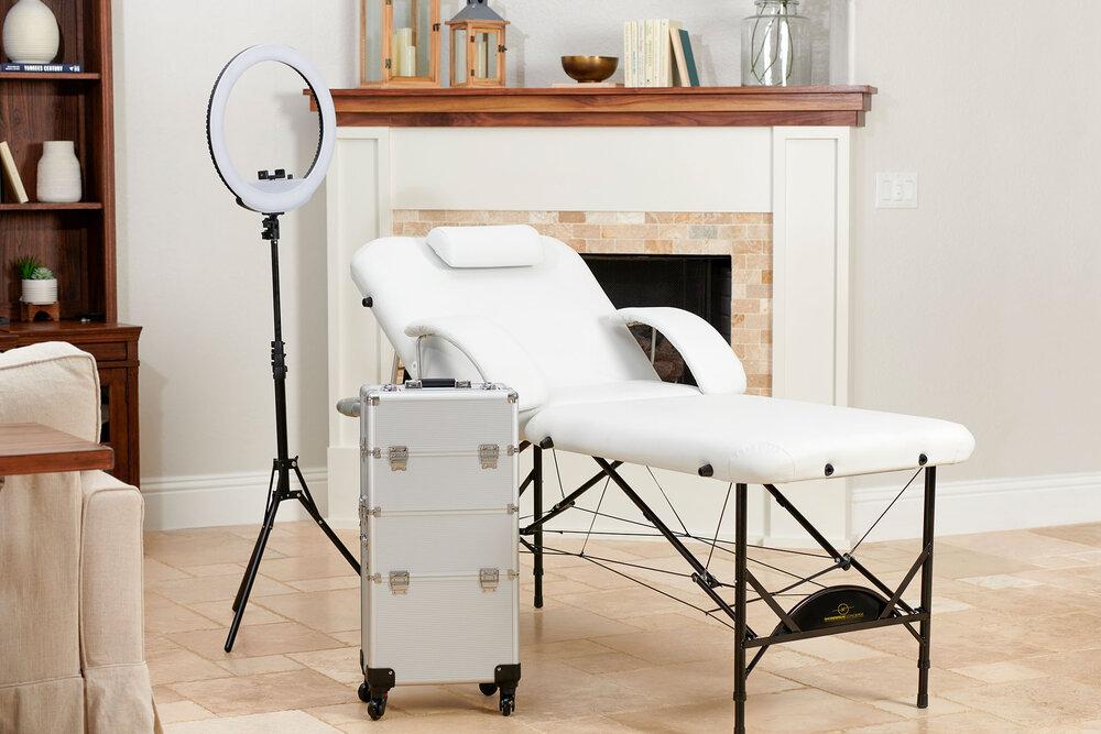 An In-Home Med Spa from mobile meraki