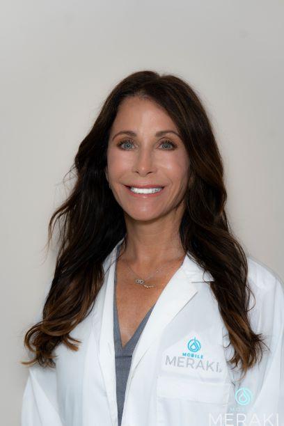 Dr Bonnie Portrait