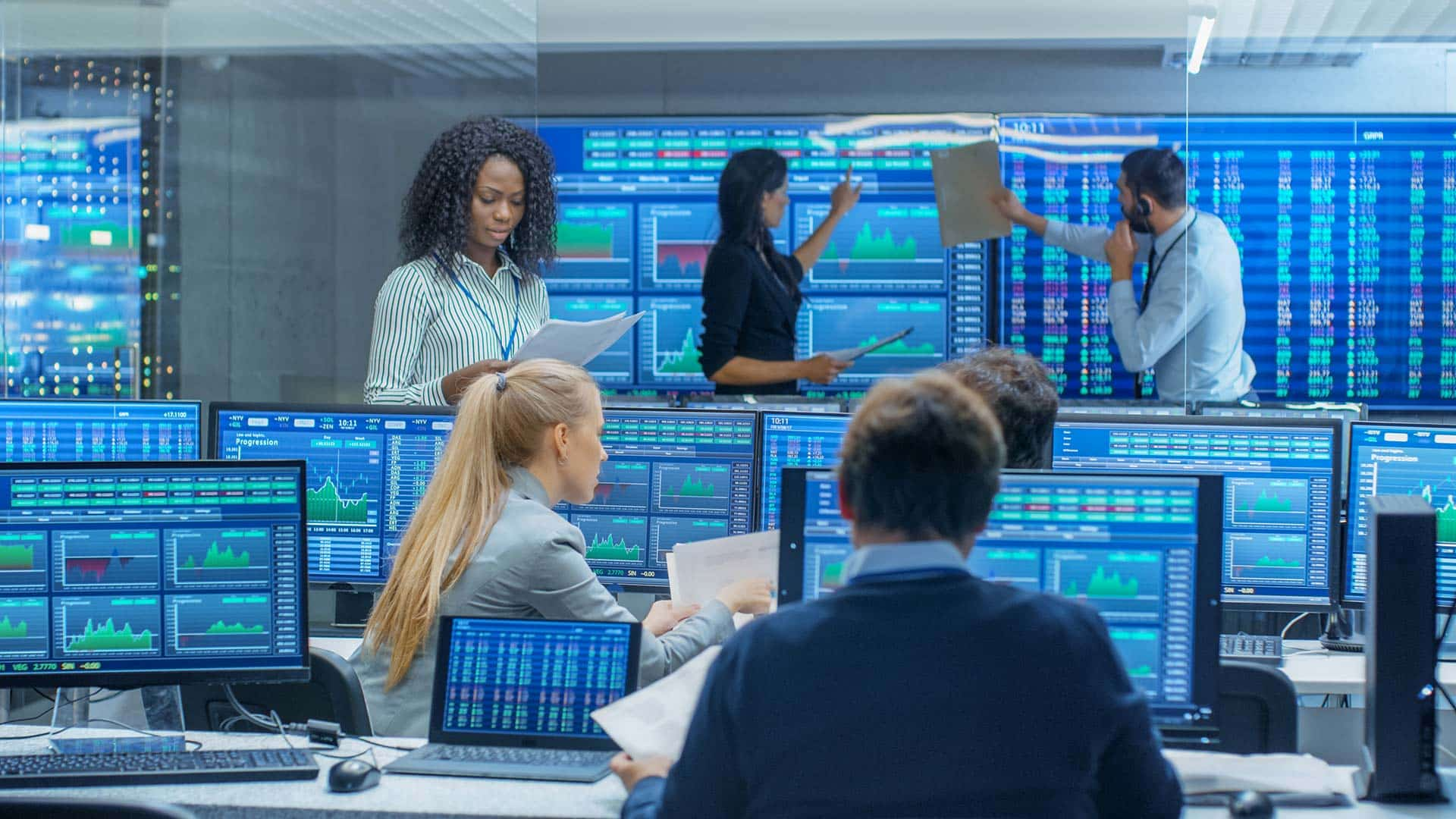 The Digital Transformation of Financial Services