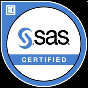SAS Certified