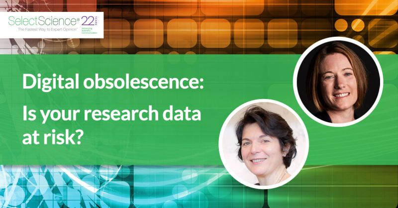 SelectScience Editorial Article: Digital Obsolescence: Is your research data at risk? Image
