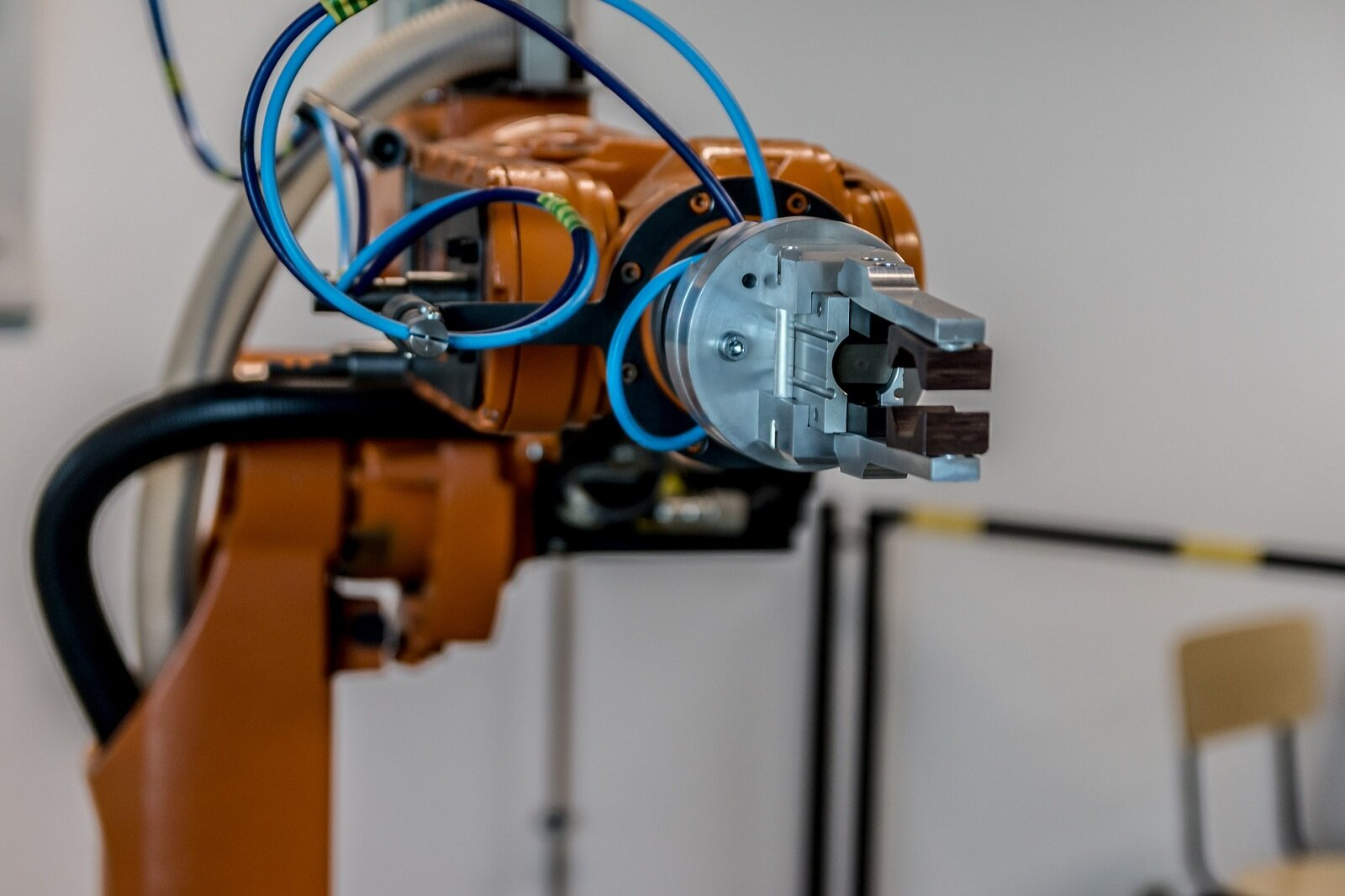 Automated Manufacturing: Not as Scary as it Sounds