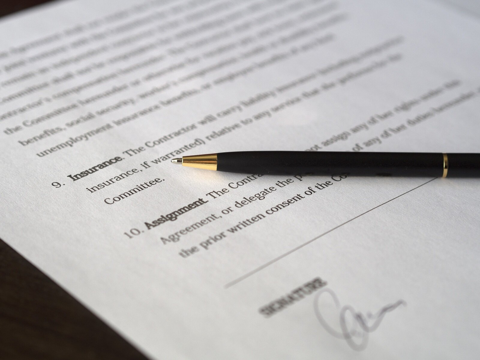 A Short Guide to Manufacturing Contract Relationships