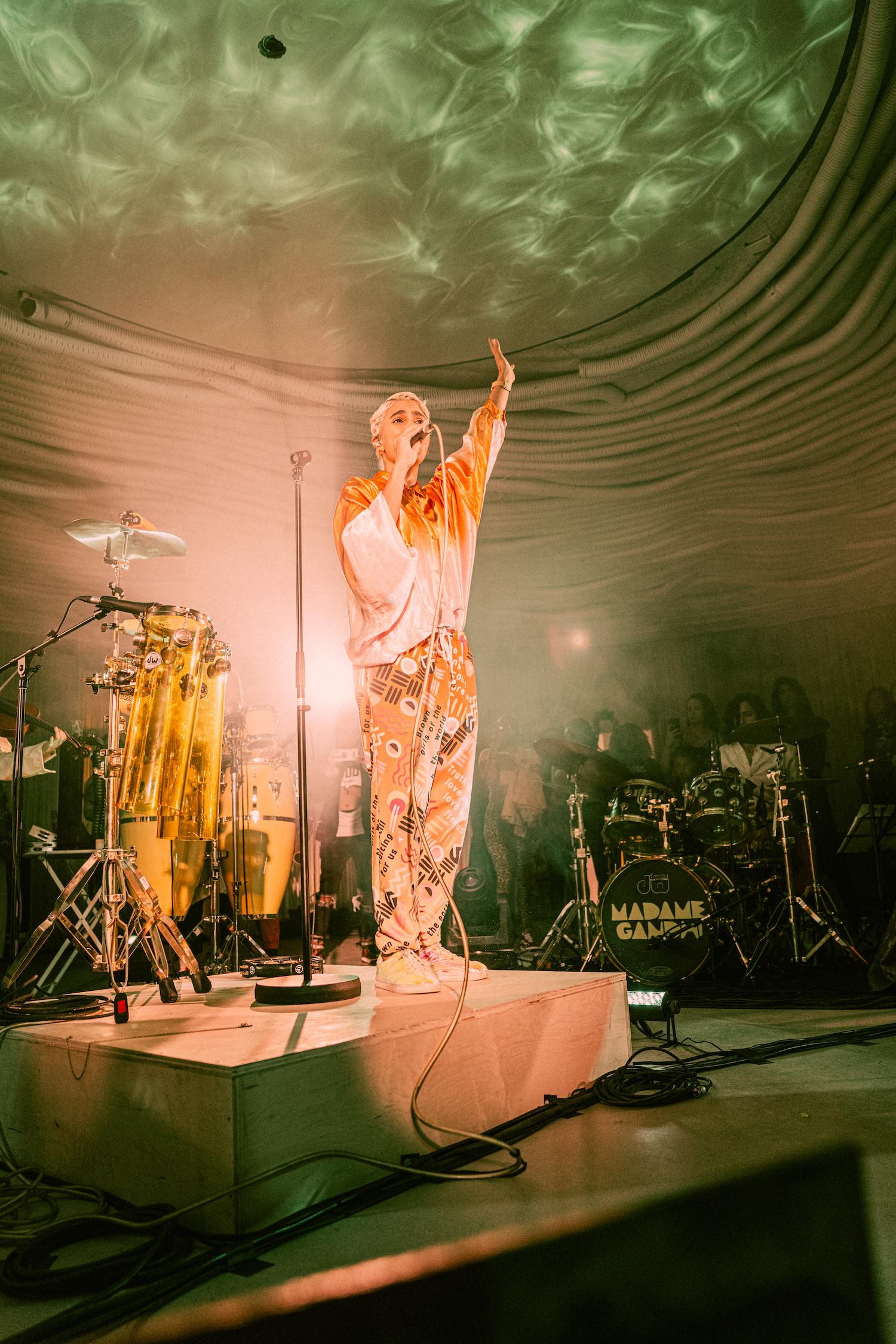 Madame Gandhi — Album Release Party