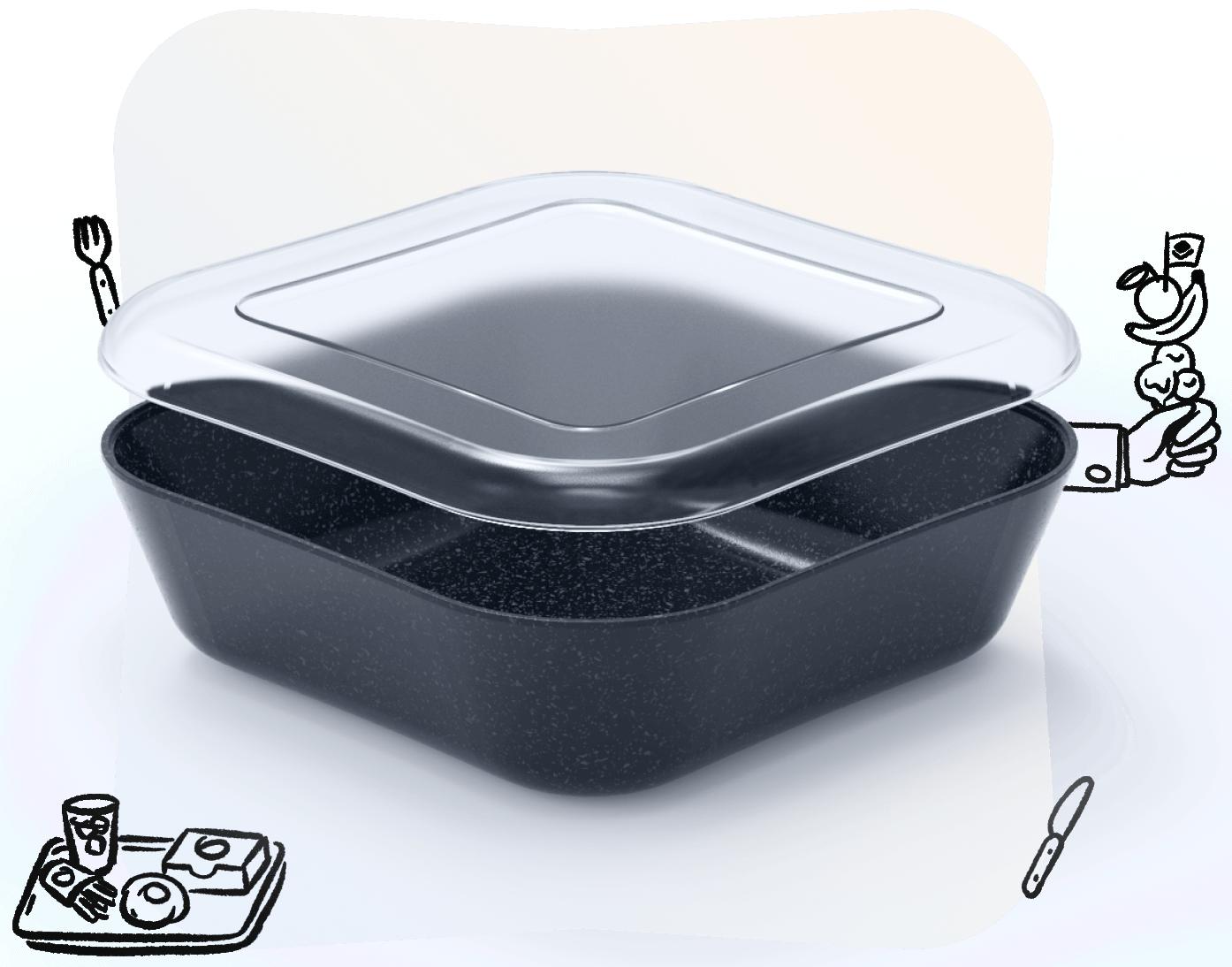 La Pyxobox, la première lunchbox éco-conçue et ...française !