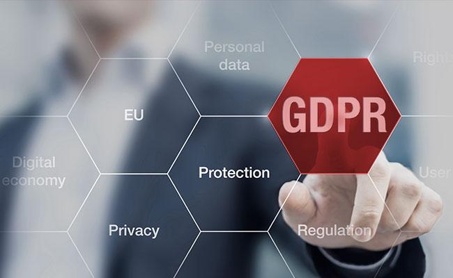 GDPR data compliance