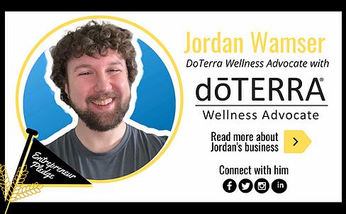 Jordan Wamser doTerra