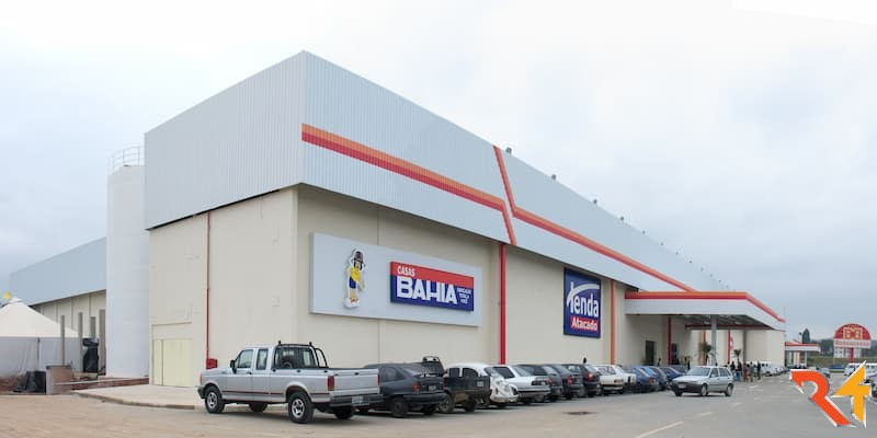 Shopping Bonsucesso. R4 Tecnologia