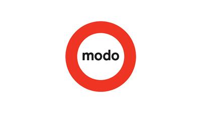 MODO Website New Tab