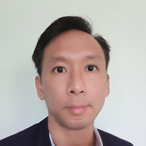 Justin Chua protrait
