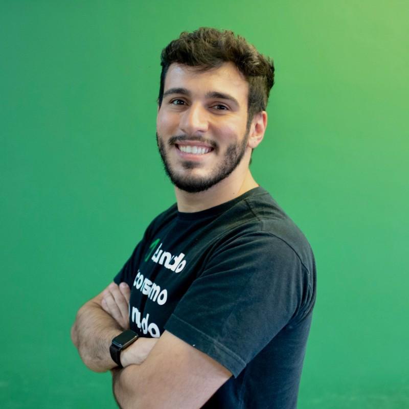 Lucas Ketzer Estagiário de Data e embaixador de Cultura da Mutual