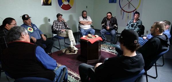 A NCSA program small circle group.