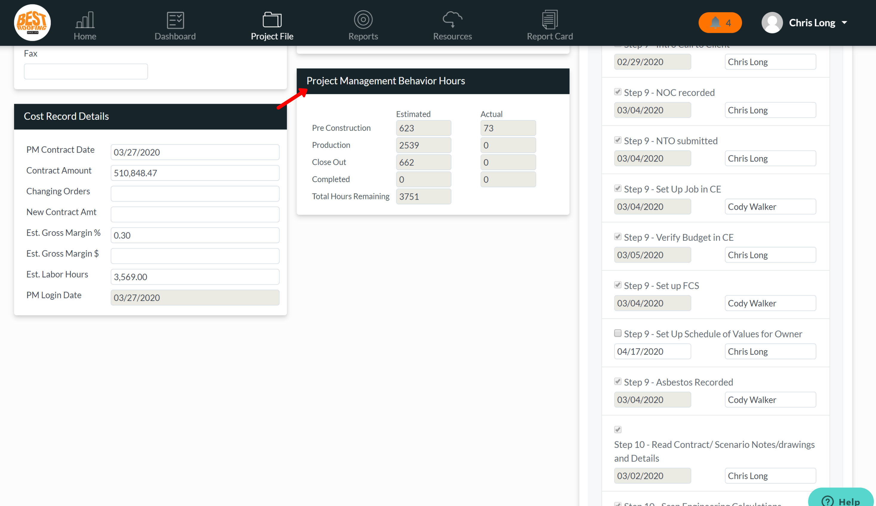 Followup-CRM-Project-Management-Overview