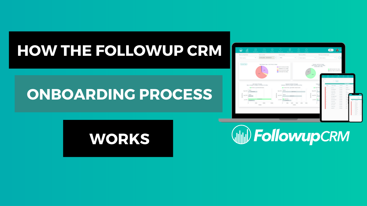 How the Followup CRM Onboarding Process Works