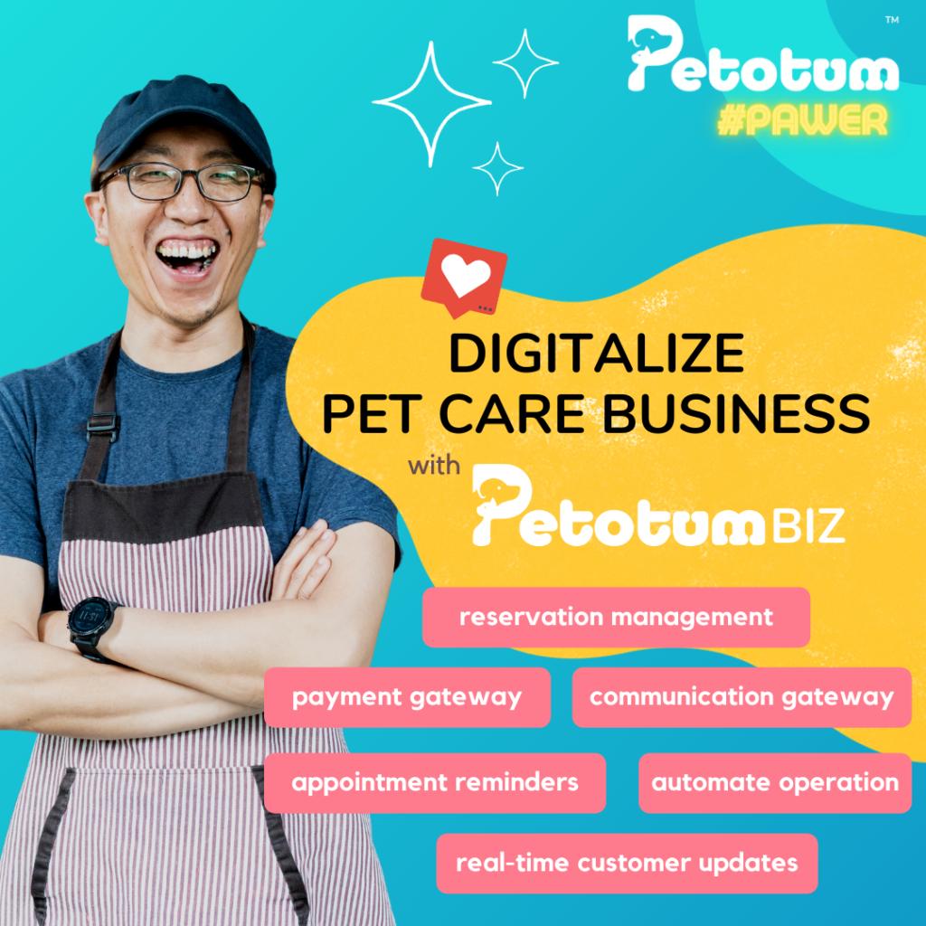 digitalize business