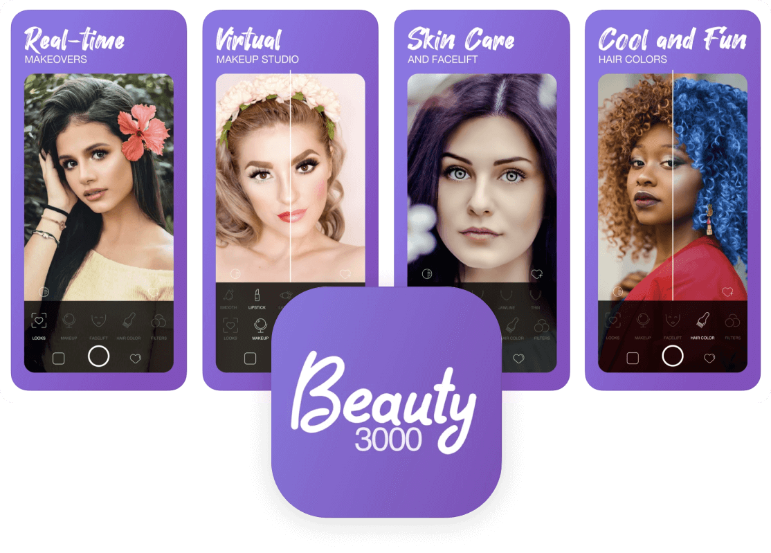 Beauty 3000 App Preview