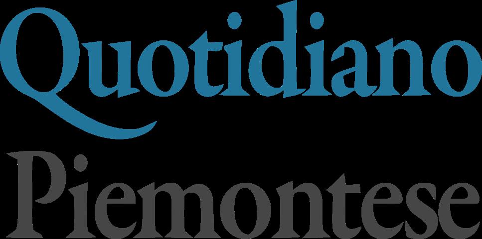 """Logo """"Quotidiano Piemontese"""""""