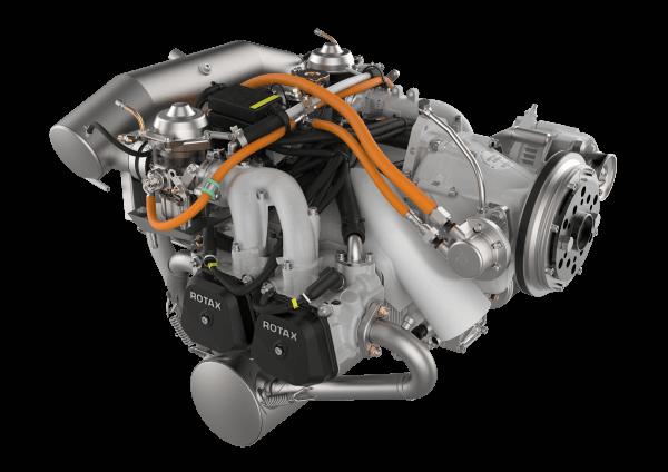 Moteur Rotax 912 / 100hp