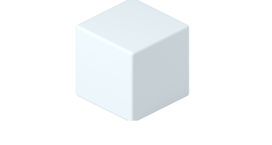 3d graphic of a cube