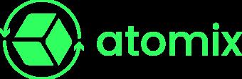 Green Atomix logo