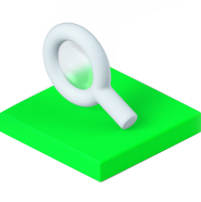 3d graphic for how it works, step 1: Consultation