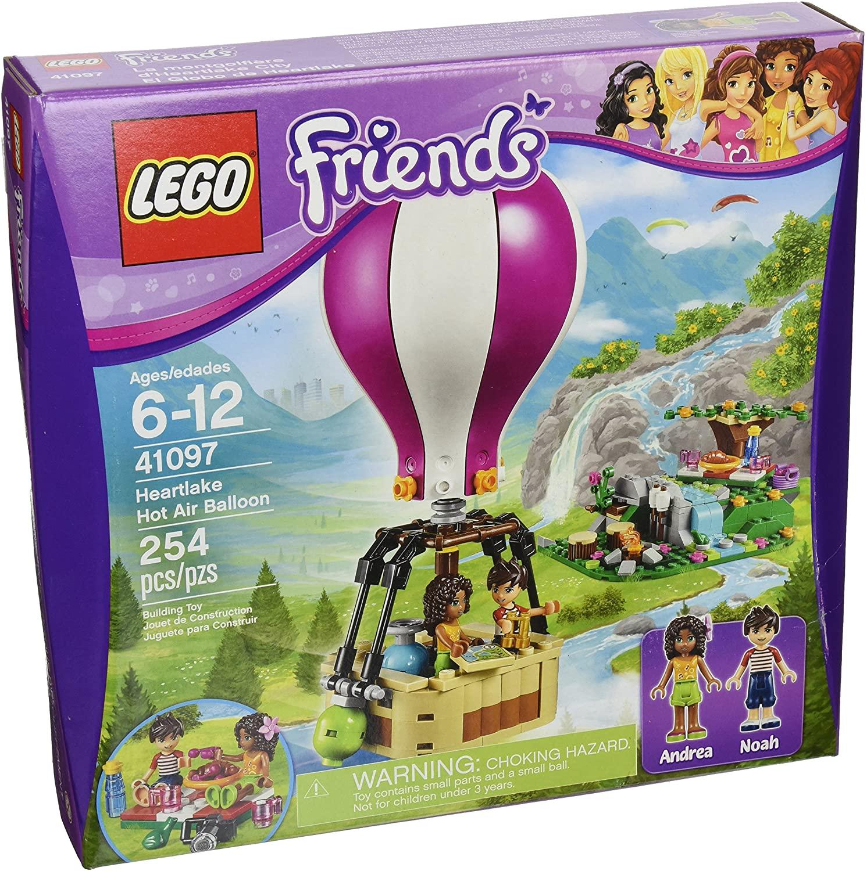 Hot air balloon LEGO set