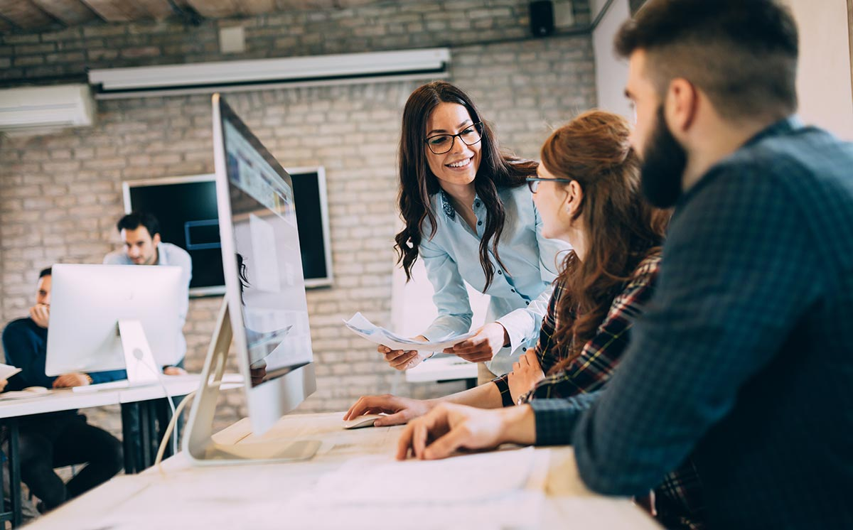 Review management platform for agencies