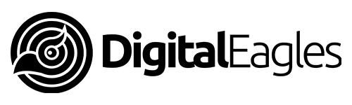 Digital Eagles logo