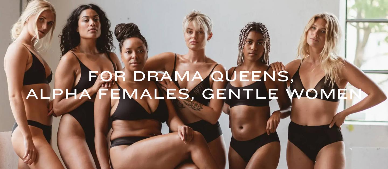 Understatement is an underwear brand that empowers women