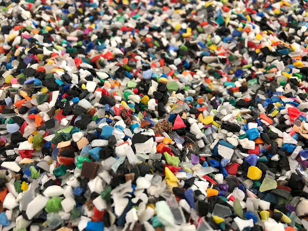 Materialstoffkreisläufe von Recycling bis Upcycling und Urban Mining – präsentiert von der führenden Materialdatenbank raumprobe.