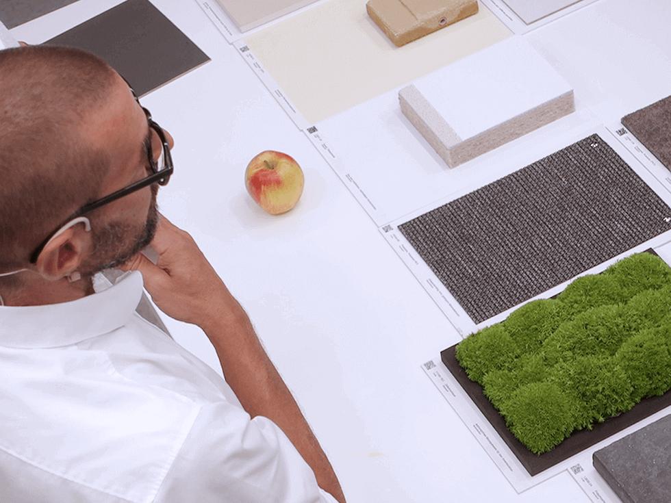 Ökologische, nachhaltige und gesunde Materialien für ein gesundes Bauen – präsentiert von der führenden Materialdatenbank raumprobe.