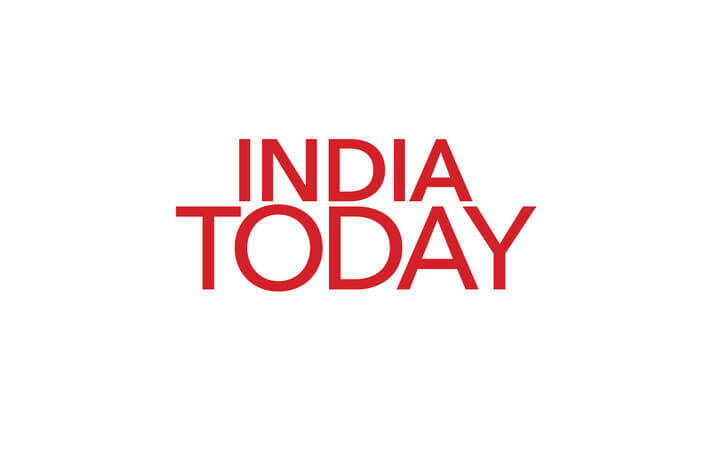 Logo for India Today.