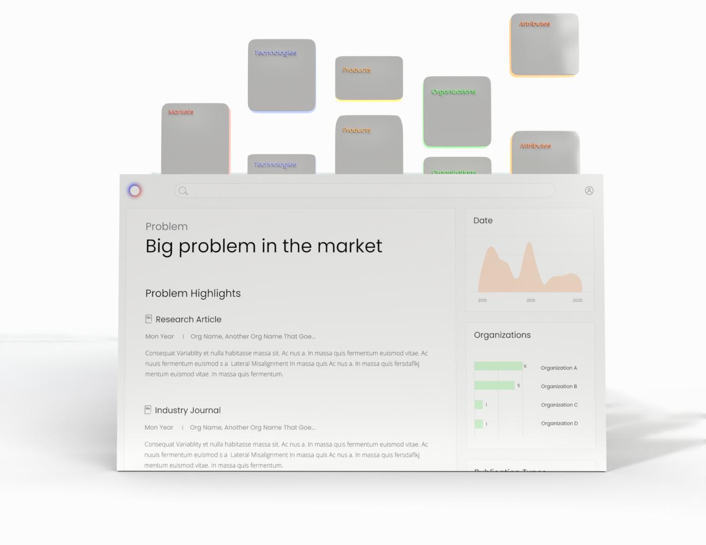 Aperture - How it Works Step 4: Analyze problems using our web platform.