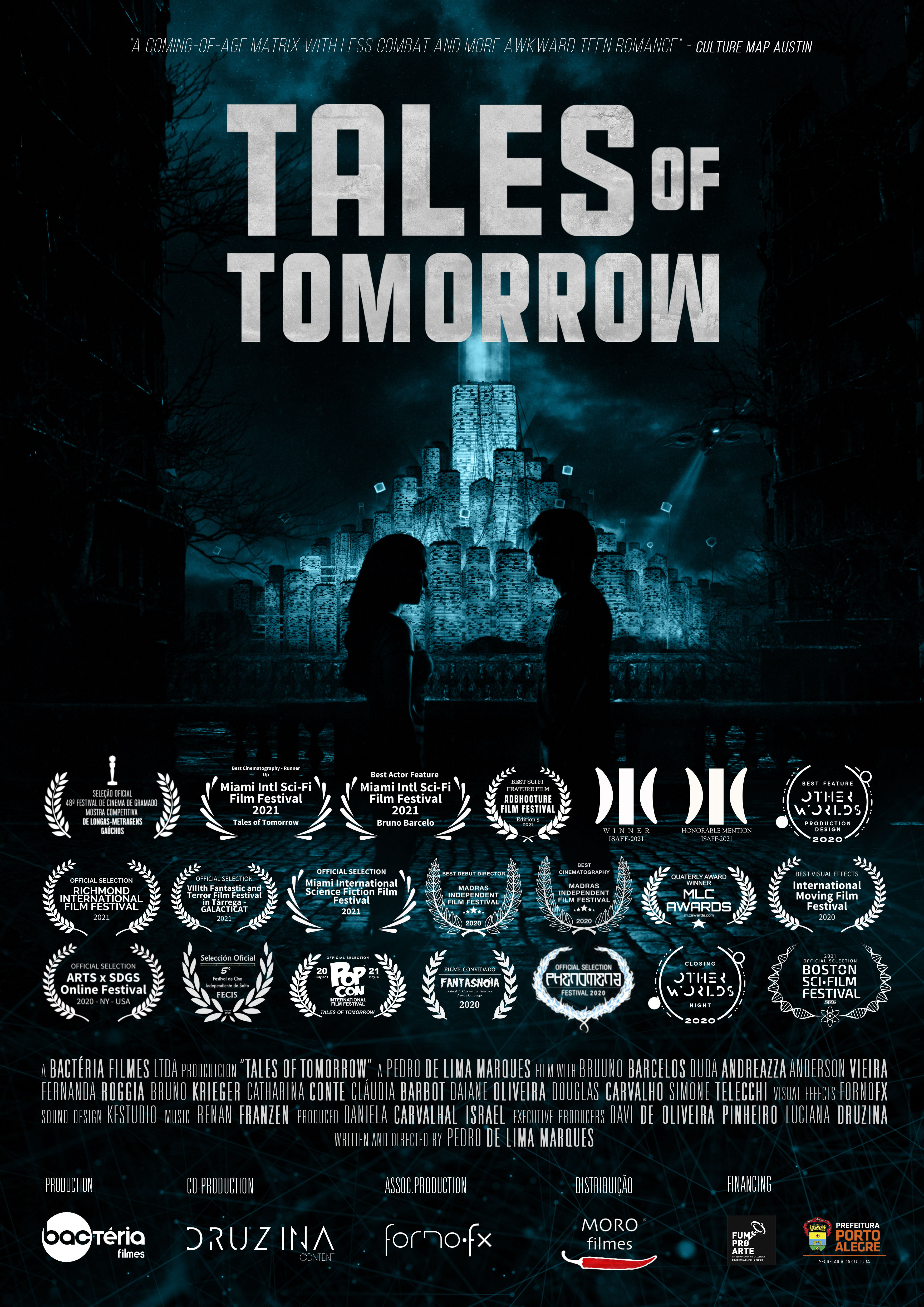 Tales for Tomorrow