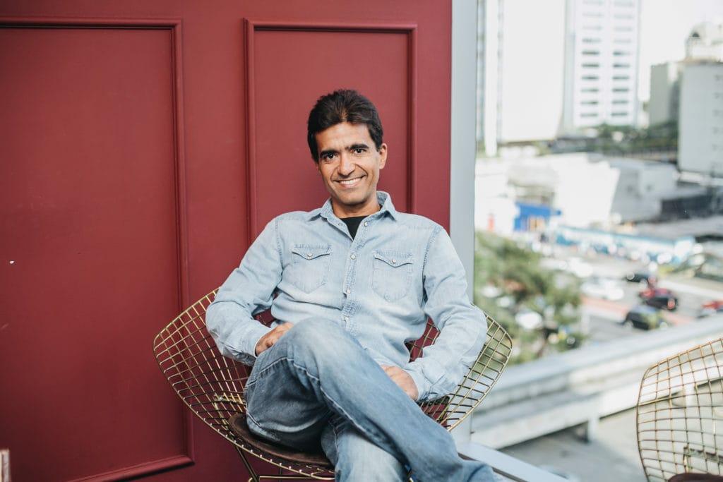 Ricardo ALmeida, CEO do Clube de Autores, clientes da Castro & Barros.