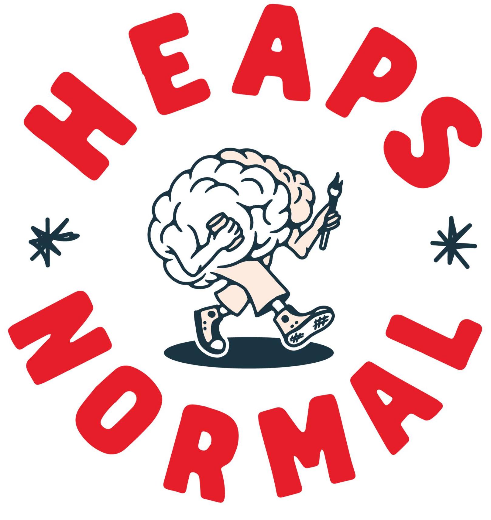 heaps normal logo