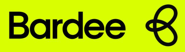 bardee logo