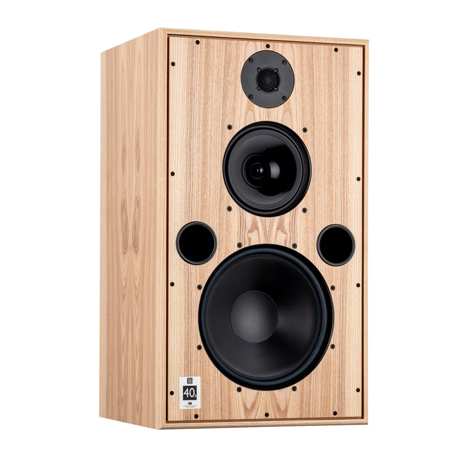 Harbeth M40.3 XD in Exotic Ash Open Box (NonDemo) As New with Free Skylan Stands! One Pair left at last years price: $18990