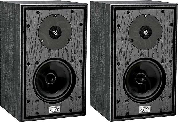 Harbeth P3ESR (Non XD) in Satin Black OnePair left at last years price: $2490