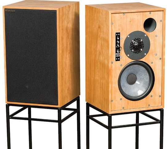 Graham Audio monitor speakers
