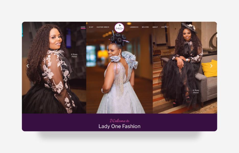 Lady One Fashion